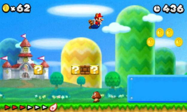 Super Mario Bros 2 For 3ds Announcement Features Some Answers
