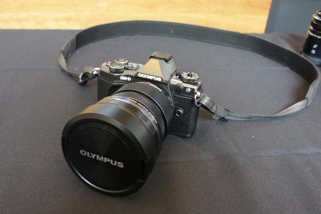 olympus gives entry level om d e m10 mirrorless camera big upgrades e10mkii 12