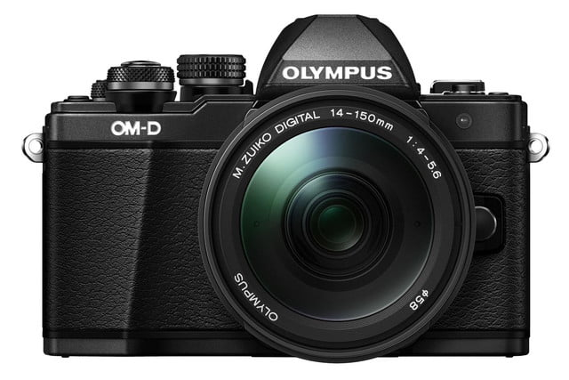 olympus gives entry level om d e m10 mirrorless camera big upgrades e10mkii 3