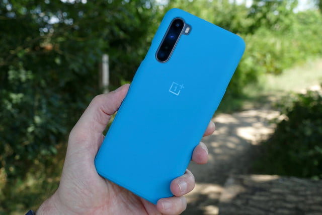 oneplus nord hands on features price photos release date blue case