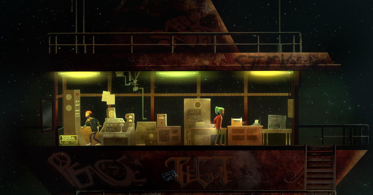 Oxenfree's Legacy Continues with an Upcoming TV Series