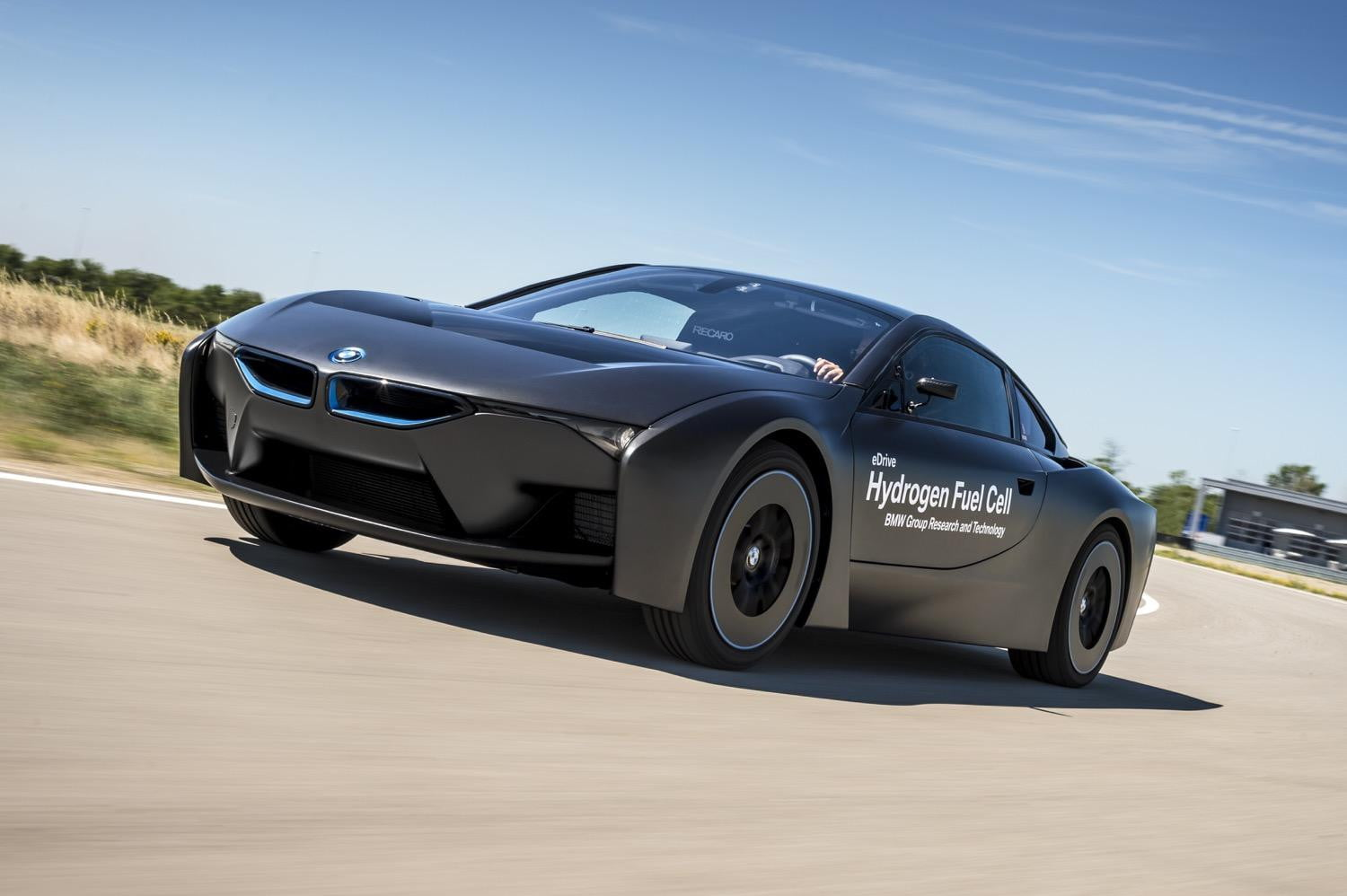 BMW Will Launch Hydrogen Fuel Cell Cars Soon, Report Says