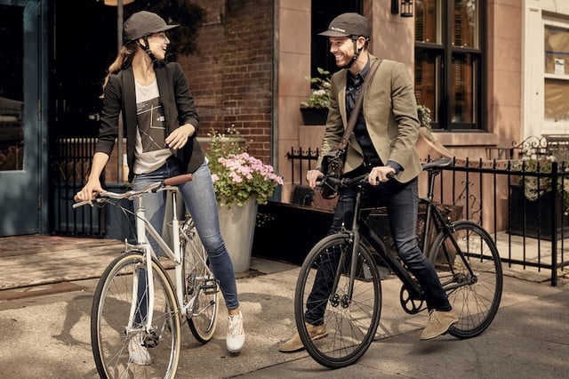 Park & Diamond Bike Helmet