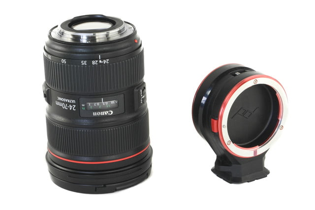 swapping lenses no longer a hassle with peak designs new accessory design capturelens 3