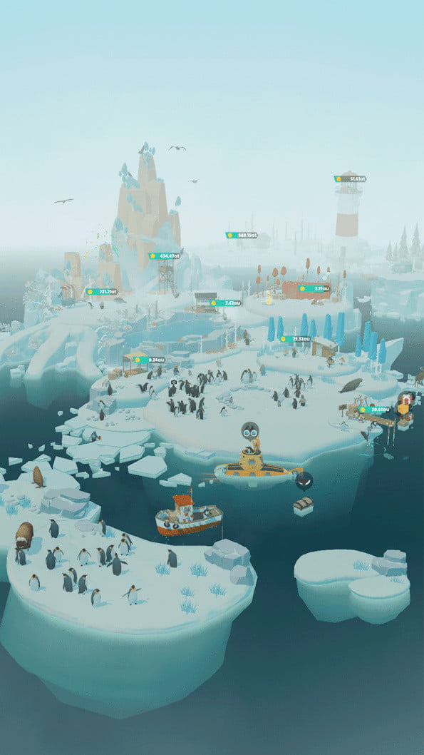 best android games penguin isle 3 man