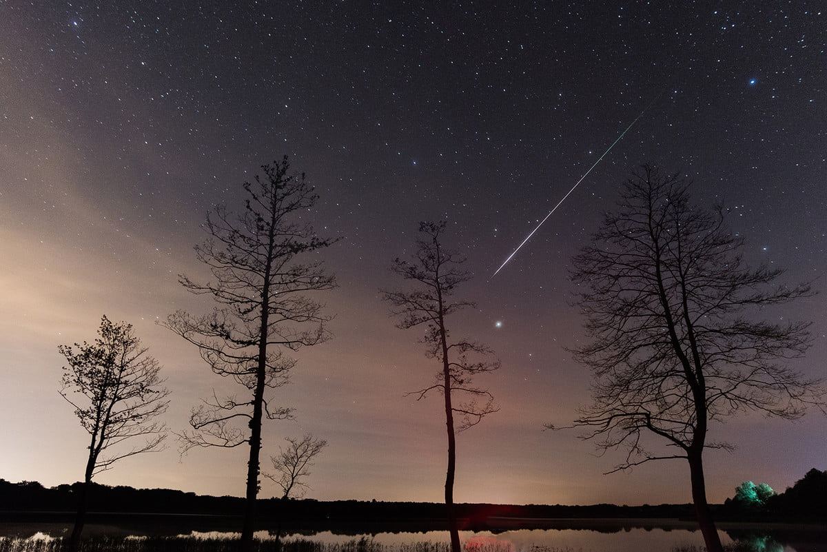 How to Photograph the Perseid Meteor Shower 2020 3