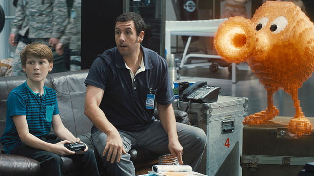 pixels review movie 11