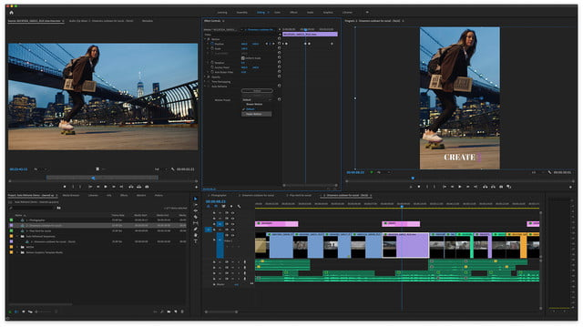 adobe premiere pro auto reframe max 2019 pr autoreframe as effect copy