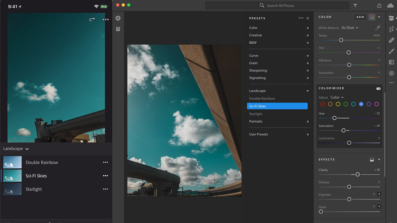Lightroom CC Gets Synced Presets on Mobile, Batch Editing ...