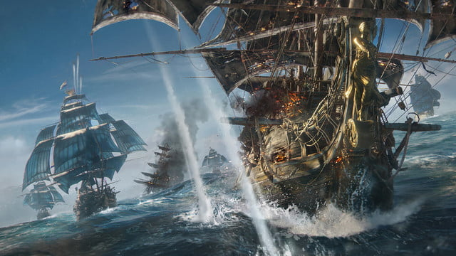 most anticipated 2018 games skull and bones