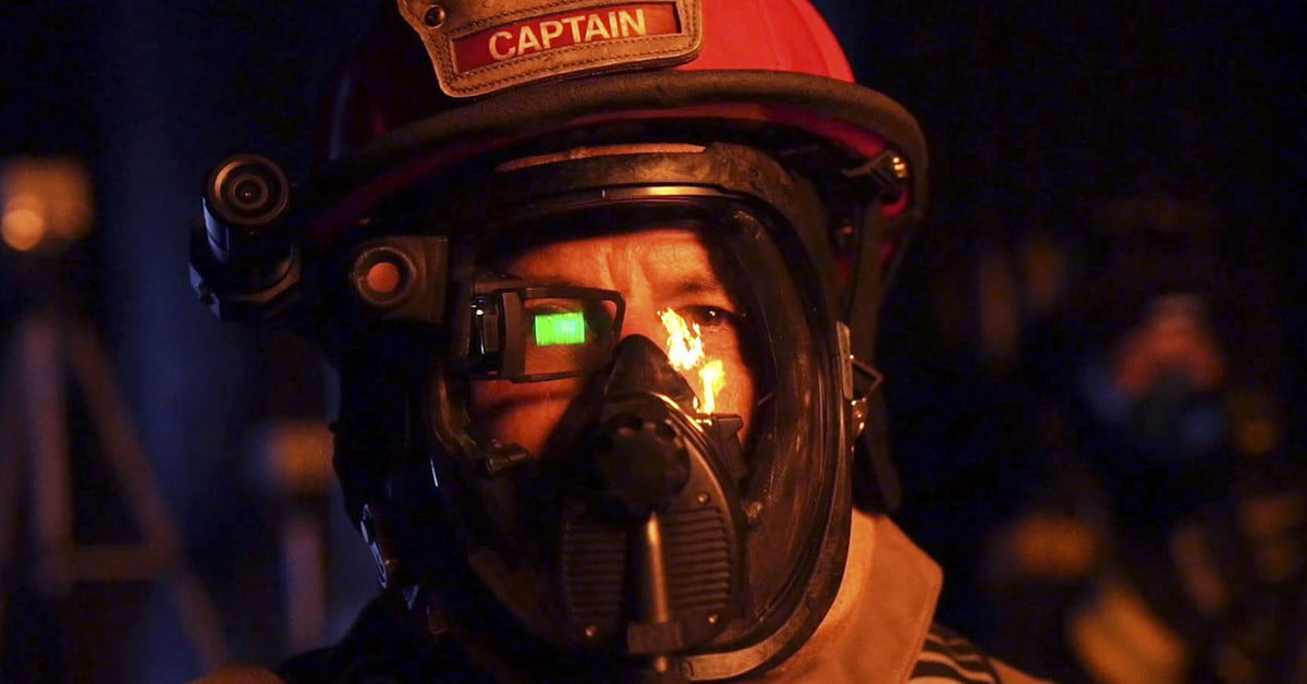 C-Thru Head-Up Display Lets Firefighters See Through Smoke | Digital Trends