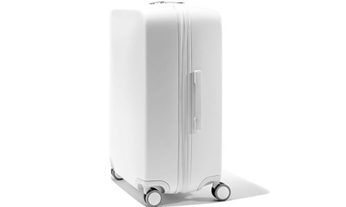 Light Pink Gloss Raden A28 Check-in Luggage