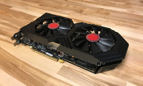 AMD Releases Radeon RX 590 At $279, Targets Nvidia GTX 1060