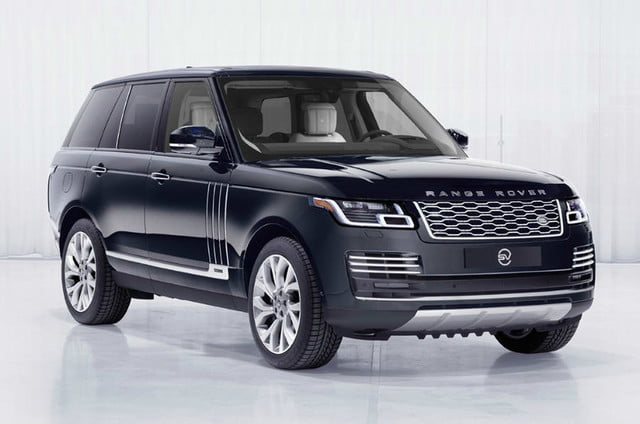 range rover astronaut edition for virgin galactic customers only  1