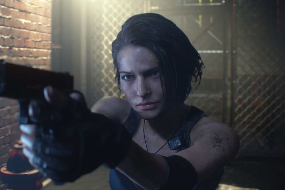 Resident Evil 3 Review Still A Heart Pounding Thrill Ride