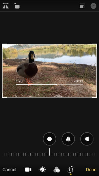 how to edit videos on your iphone or ipad resizevideo1