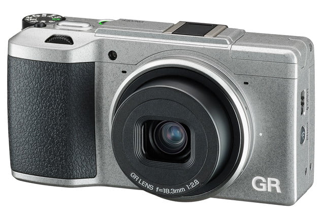 ricoh gr2 special silver edition gr ii 1