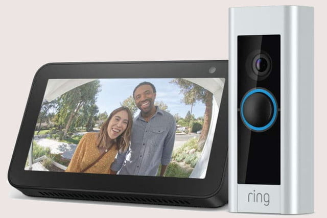 amazon shatters the prices on ring video doorbells and throws in a free show 5 doorbell pro echo c