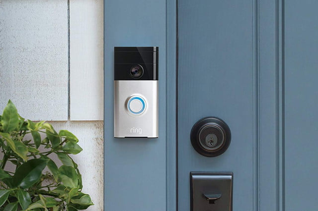amazon drops prices of ring video doorbells and echo dots for prime day 2019 wi fi enabled doorbell in satin nickel with dot