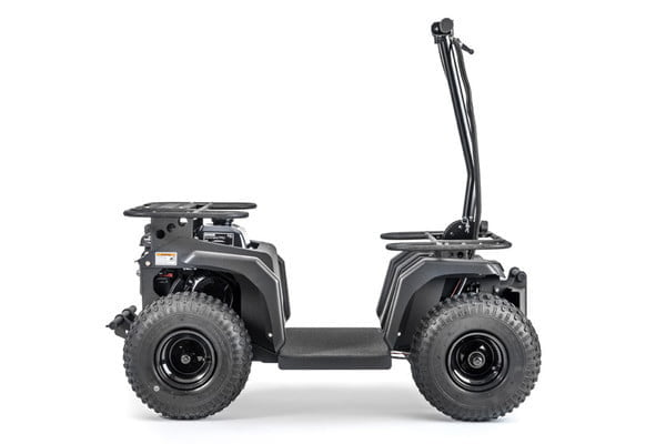 Rogue Power Ripper ATV Is the Jeep Wrangler of the Scooter