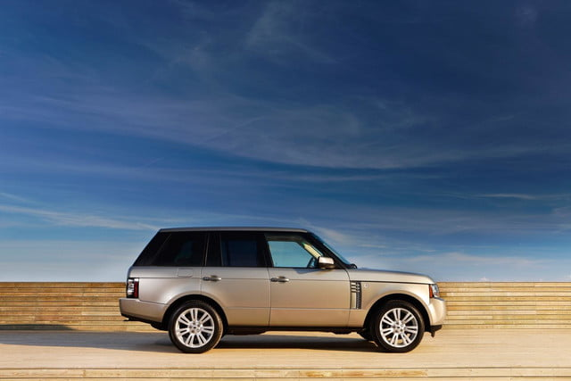 Land Rover Range Rover (third generation)