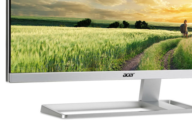 acer details 4k monitor with virtually no bezels hdmi 2 0 s277hk