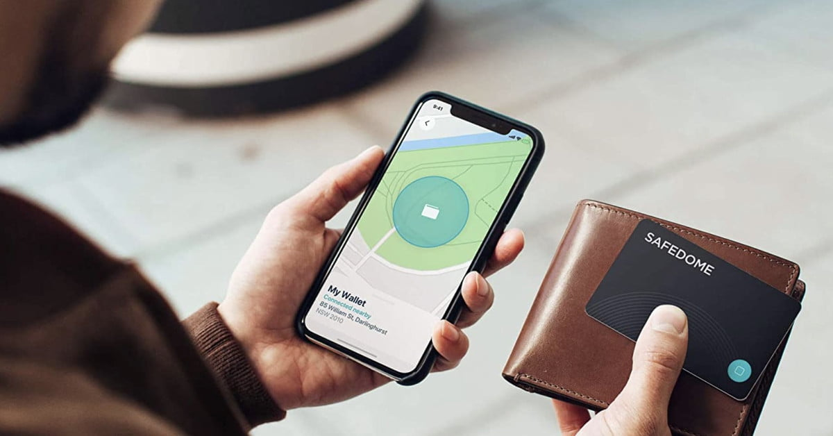These gadgets will stop you from losing your wallet, keys, or bag again