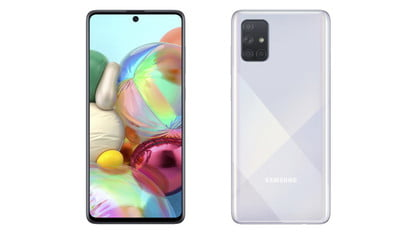 Samsung S New A Series A71 A51 Bring 5g Starting At 500 Digital Trends