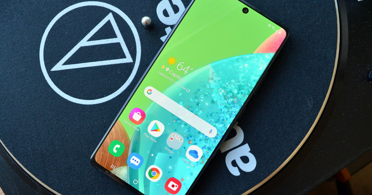 Samsung Galaxy A71 5G review: Don't call it a budget phone
