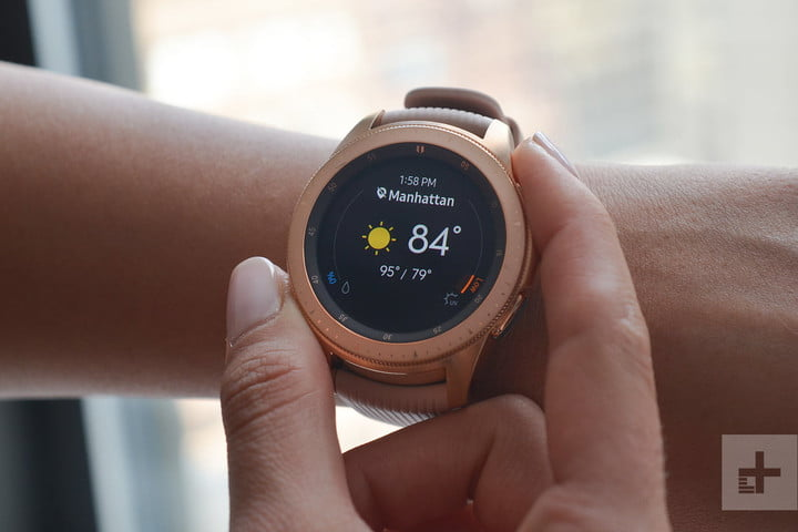 Amazon discounts this snazzy Samsung Galaxy Smartwatch by 29% less