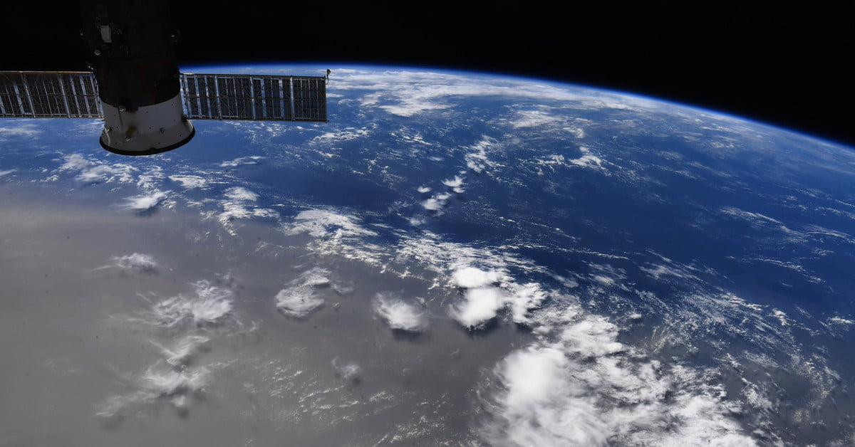 Check out Crew Dragon astronauts' stunning Earth photos captured from ISS