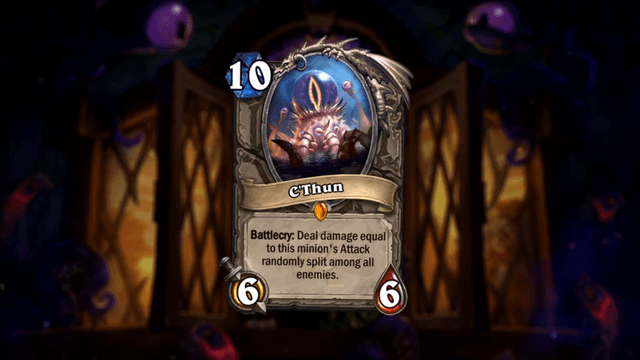 hearthstone old gods reveal screenshot  26
