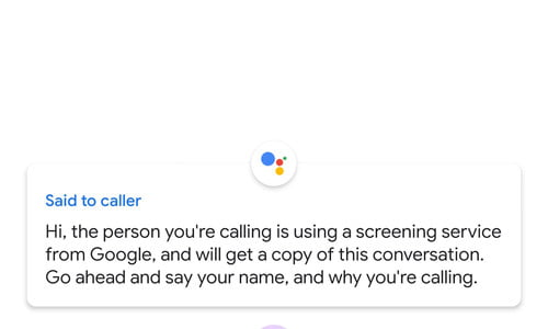 Here's How Google's Call Screening A I  Works, and How to