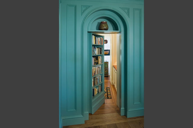 homes with secret passages passage 5