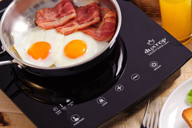 Secura Duxtop Sensor Touch Portable Induction Cooktop (
