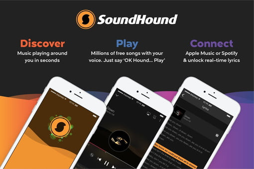 SoundHound Redesigns Music Discovery App, Launches