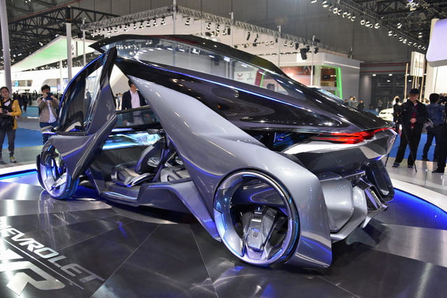 chevrolet fnr concept news pictures and specs shanghai 4