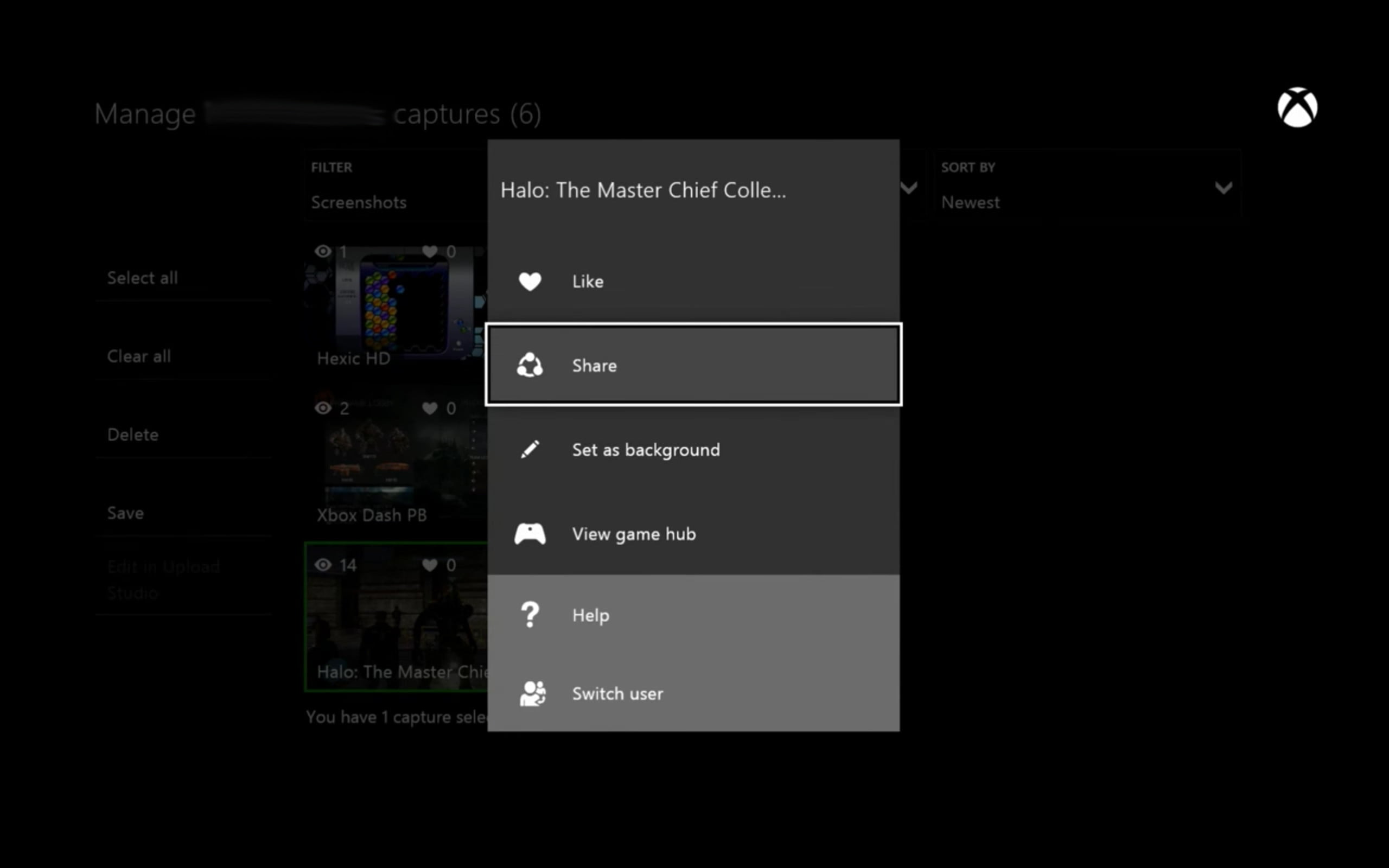 How to Take a Screenshot on an Xbox One or Xbox One S