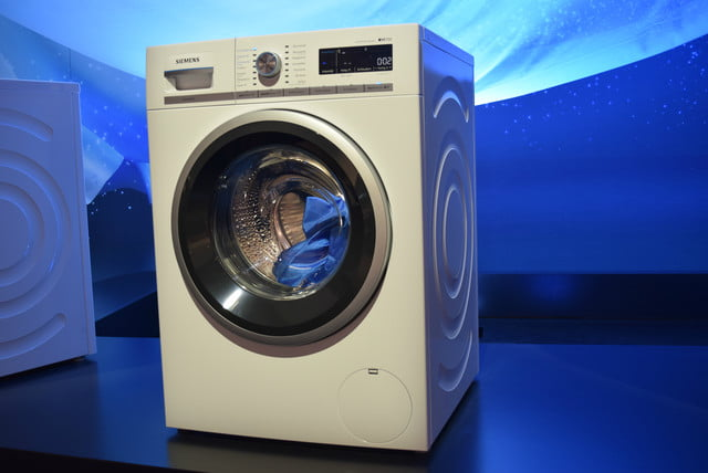 cool washers and dryers from ifa 2015 siemens washer