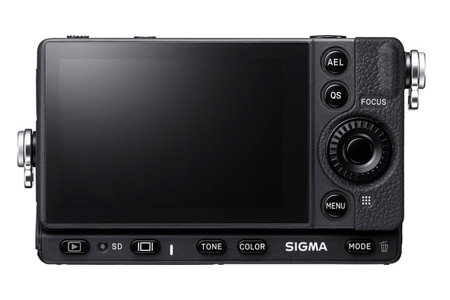 sigma fp worlds smallest full frame mirrorless camera news back