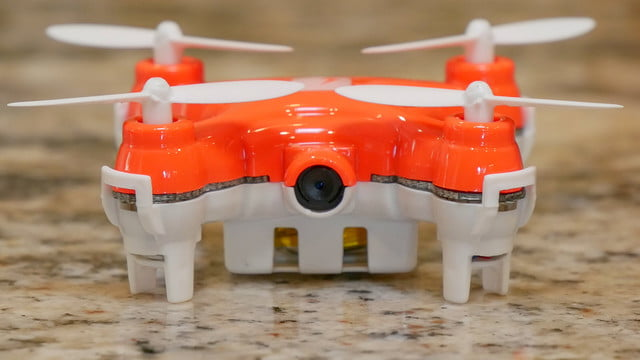 skeye nano camera drone video review 6
