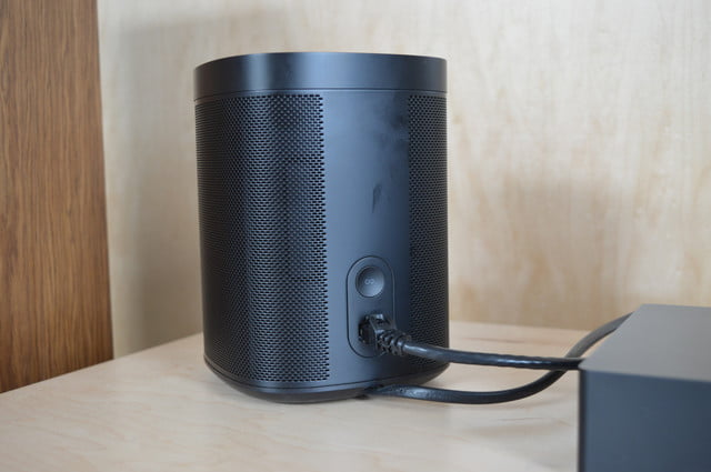 sonos replaces play 1 and connect with one sl port back