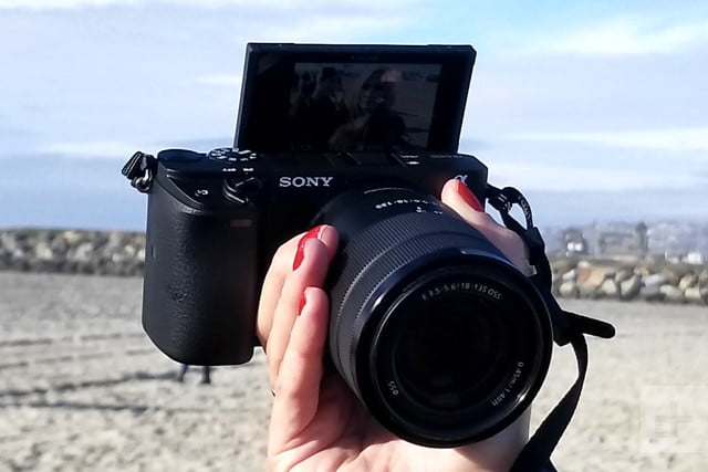 sony a6400 announced hands on 1
