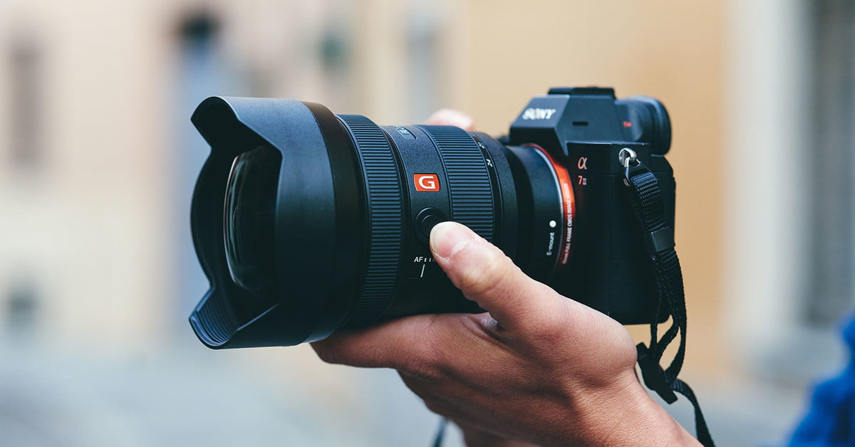Sony's new ultra-wide full-frame lens is the first of its kind
