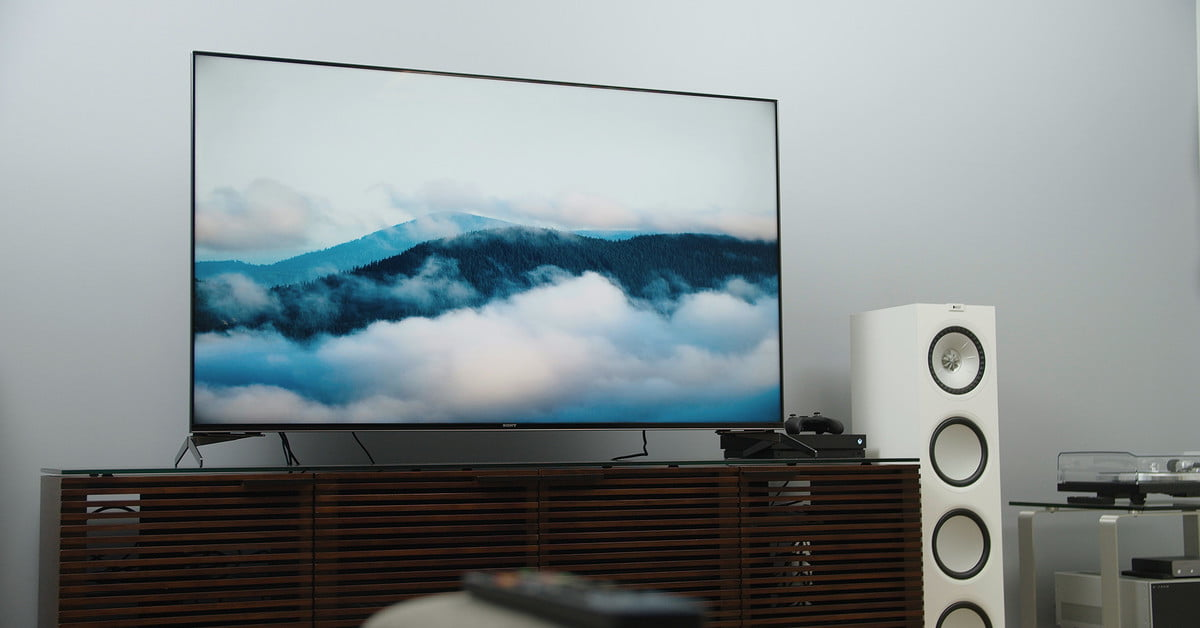 Sony X950H 4K HDR TV review: Seriously satisfying