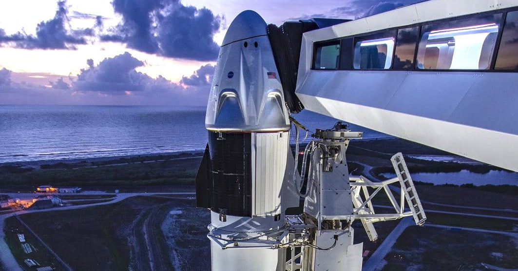 How to watch the SpaceX Crew Dragon capsule launch to the ISS on Saturday - Digital Trends