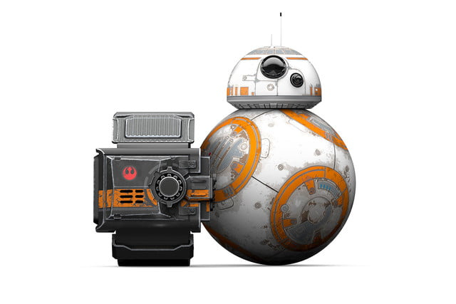 sphero force band bb8 droid bb 8 and fb