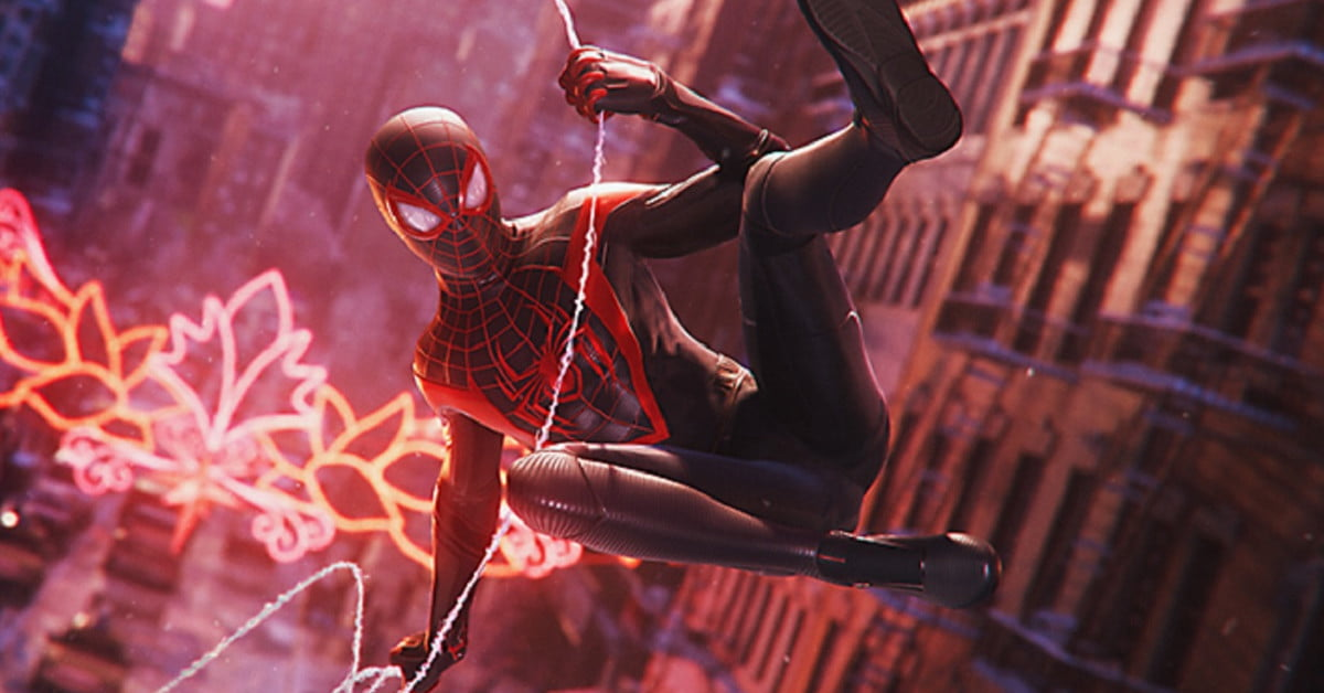 Spider-Man: Miles Morales, Demon's Souls to take up 20% of PlayStation 5 storage
