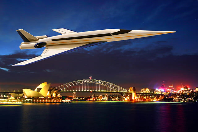 high speed concepts that could mark the return of supersonic travel spike s 512 jet