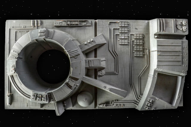 Death Star from Star Wars: Episode IV - A New Hope auction